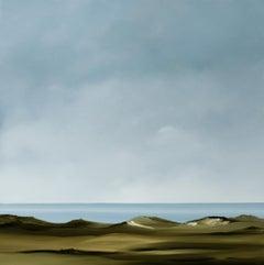 Dunescape I - Oil Seascape Painting