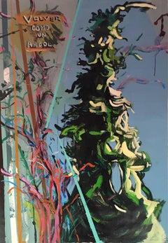 Volver Como un Árbol (de la serie Árboles Mexicanos)