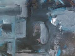 Schpeel, Acrylic Painting on Canvas