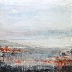 November Ruminations, Acrylic Painting on Canvas