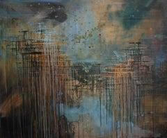 Oisins Mare, Acrylic Painting on Canvas