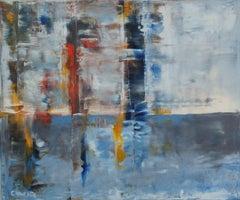 Ocean 39, Oil Painting on Canvas