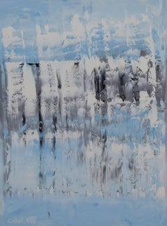 Ocean 48, Oil Painting on Canvas