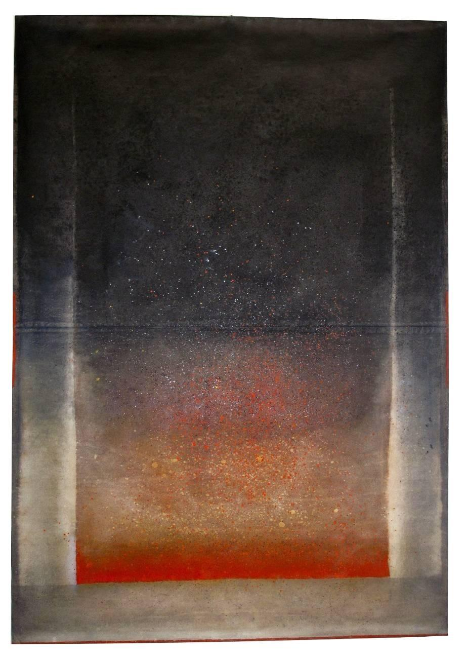 Untitled L, Abstract Painting