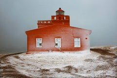 The Lighthouse, Snjór series (Iceland)