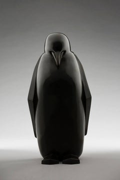 Patagonia, Animal Bronze Sculpture (Penguin)