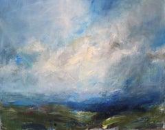 Under a Highland Sky, Scottish Landscape Painting