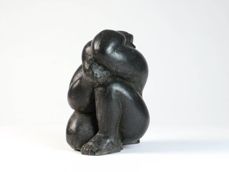 Ilithyie III by Yann Guillon - Female Nude Sculpture For Sale 2