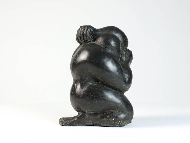 Ilithyie III by Yann Guillon - Female Nude Sculpture For Sale 6