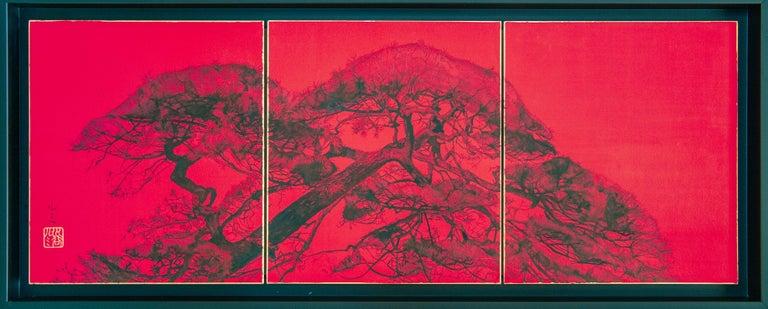 Tilted Pine II