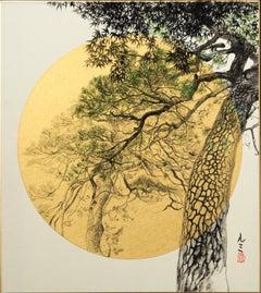 Tokyo Landscape – Koishikawakorakuen, Japanese Painting