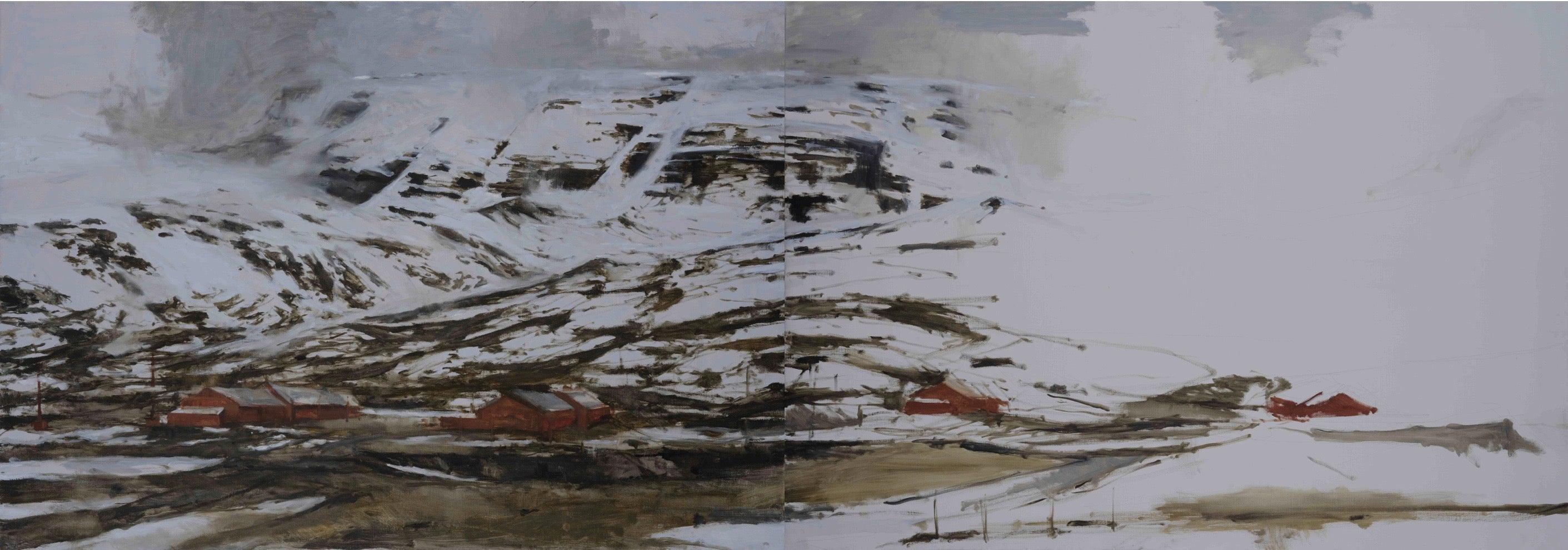 Myrdal, Norway - Large-Scale Landscape Painting