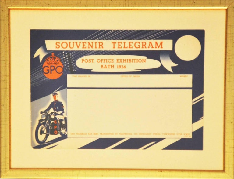 British Post Office Greetings Telegrams (1935-1978), after various artists - Print by Various Artists