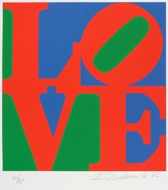 Love (Green, Red, Blue)