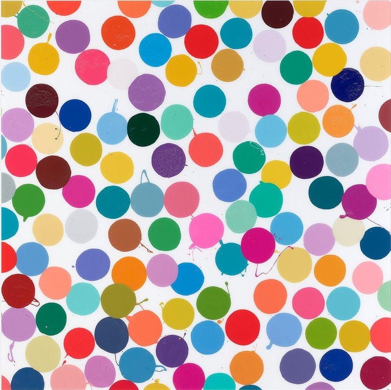 Raffles, Print, Giclée Print, Abstract, Pop Art by Damien Hirst For Sale 1