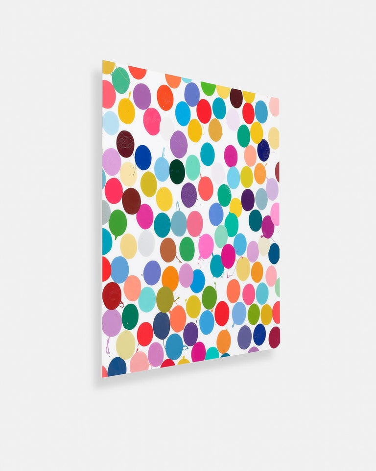 Raffles, Print, Giclée Print, Abstract, Pop Art by Damien Hirst For Sale 2