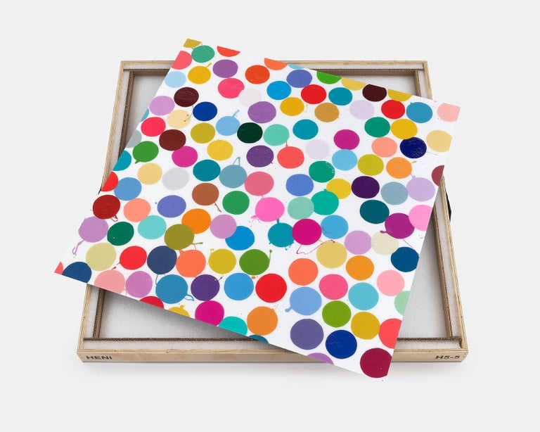 Raffles, Print, Giclée Print, Abstract, Pop Art by Damien Hirst For Sale 3