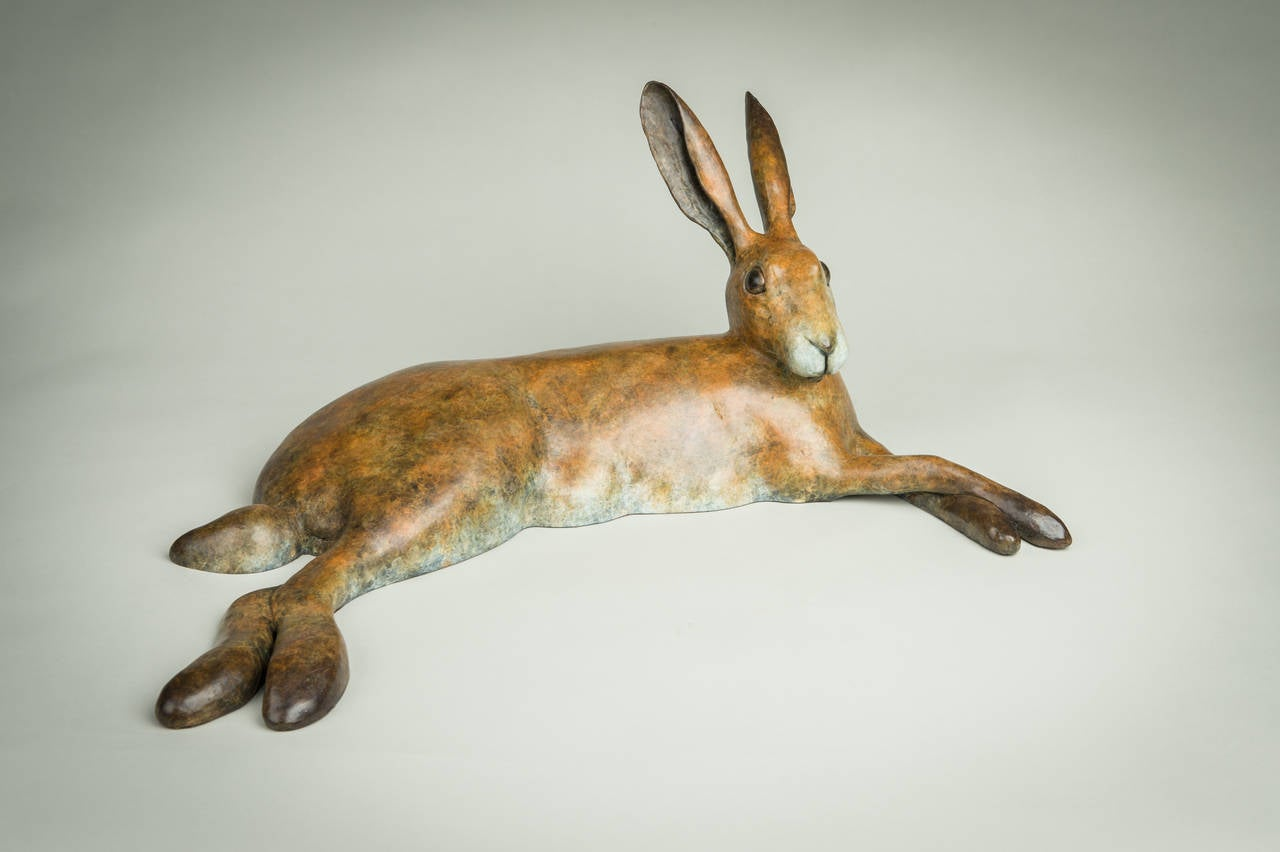 Hare by Richard Smith