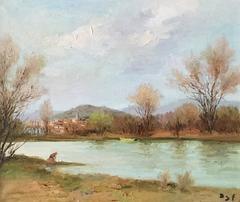 Riviere de St Raphael