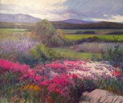 Purple Hills II
