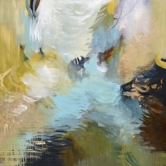 Chrysalis 271, Abstract Painting