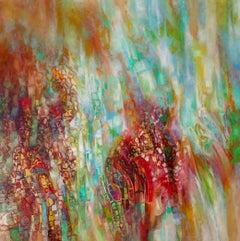 Sostenuto, Oil Painting