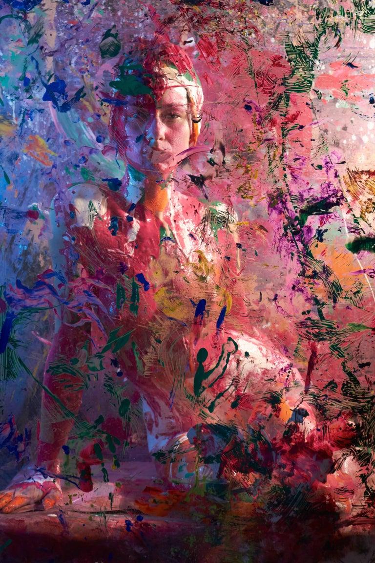 Vicky Steckel Color Photograph - Jardìn de Recuerdos 01