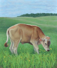 Field of Dreams, Oil on Canvas, Photorealism