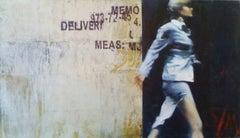 """""""Memo,"""" Oil on Linen, 40"""" x 60"""""""
