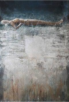 "Dreamcatcher, 2012, Oil on Canvas, 74.5"" x 54.5"""