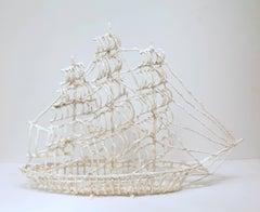 Bone Clipper Ship 1