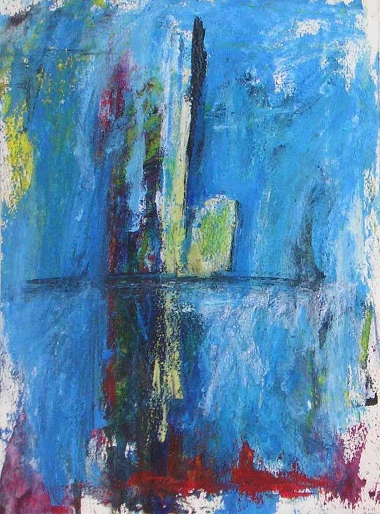 Stefan van Bolderick Abstract Painting - Untitled