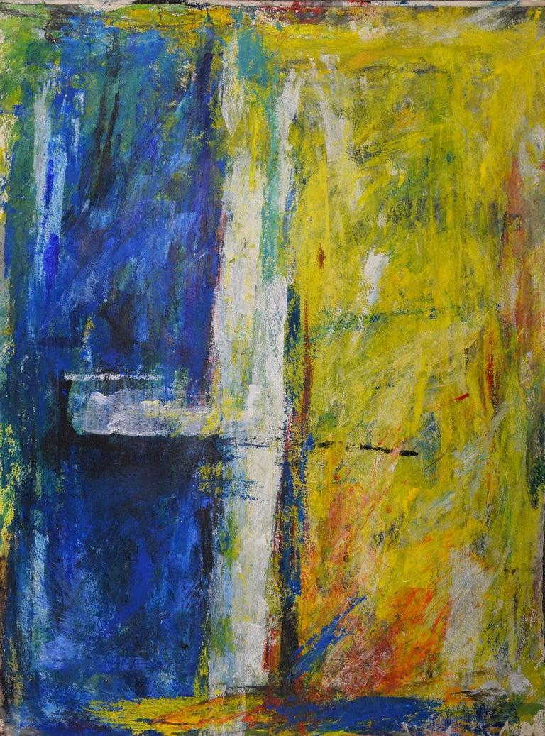 Stefan van Bolderick Abstract Painting - Untitled