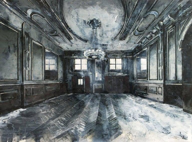 Mark Thompson Interior Painting - My Mirror My Gentle Reflection