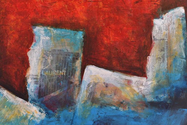 Laurent - Painting by Robert van Bolderick