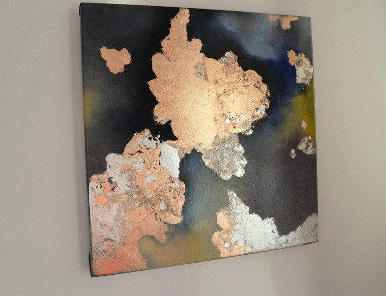 Terra Australis - Abstract Mixed Media Art by Kerstin Paillard