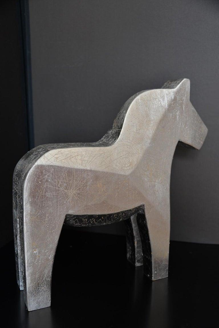 Bohême - Contemporary Sculpture by K-OD