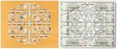 Divine Structure: Hexagon (Diptych)