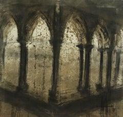 21st century interior painting - Obertura XI - by Marc Prat