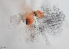 Pencil Abstract Paintings