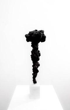 Black Totem no. 4
