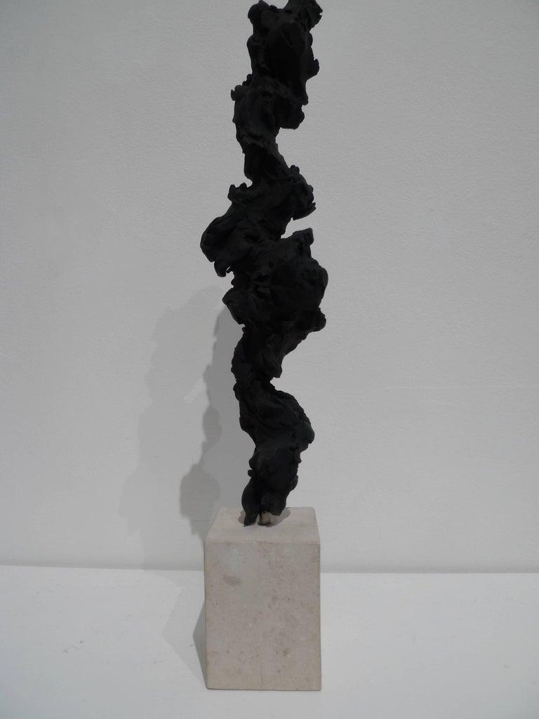 Black Totem no. 3 For Sale 1