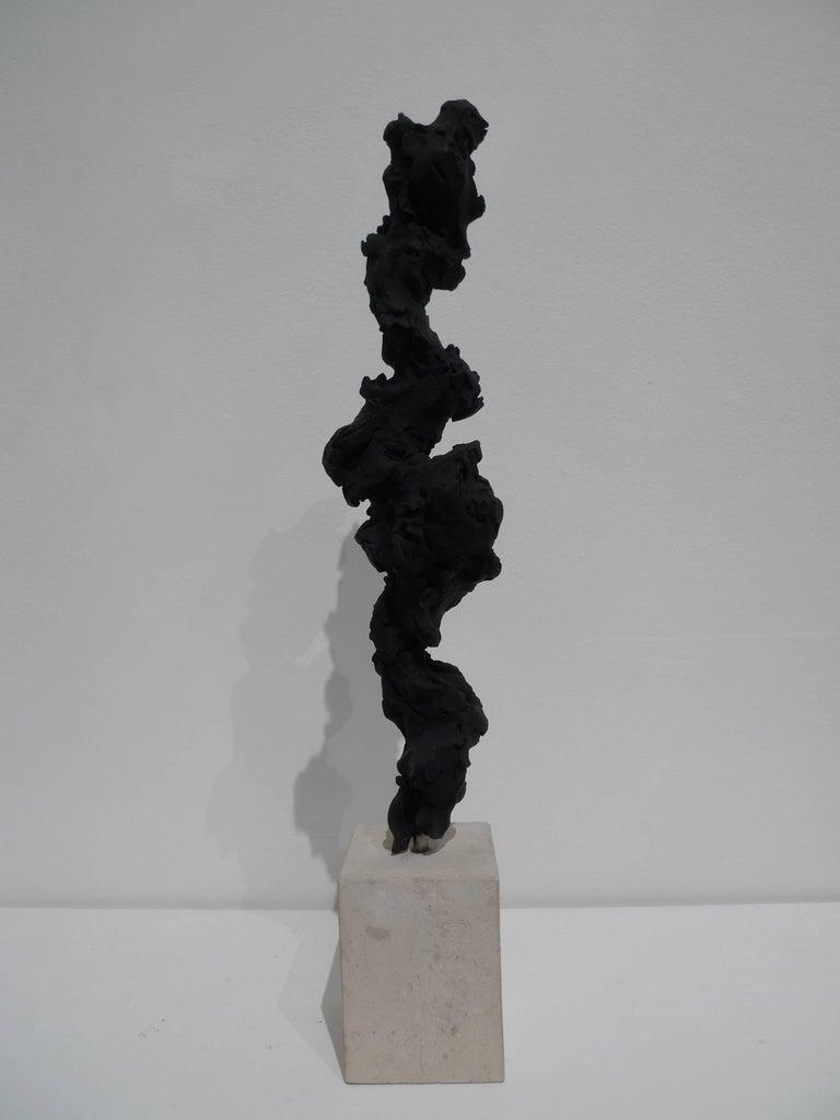 Black Totem no. 3 For Sale 2