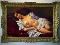 Romantic Nude Paintings