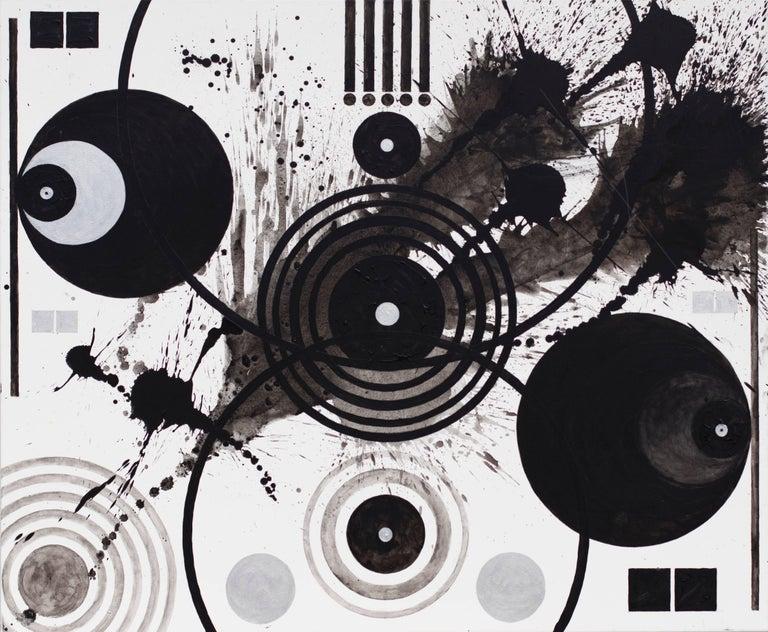Black & White (Splashes, Symbols, & Marks)