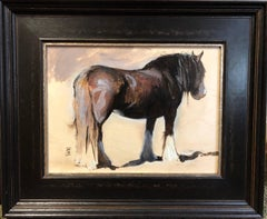 Study for Shire Horse