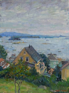 Gray Day, Stonington