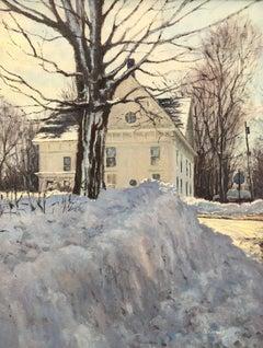 Lawrence Street, Winter
