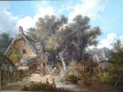 The Wayside Tavern  (Norwich School)