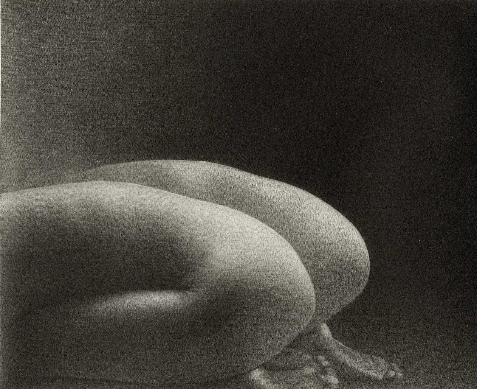 Deux Nus II (female nudes pose in parallel )